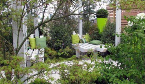 Création et réhabilitation de parcs, jardins, terrasses