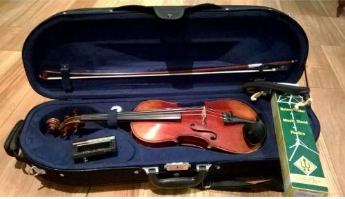 Vente d'un violon allemand des années 1920