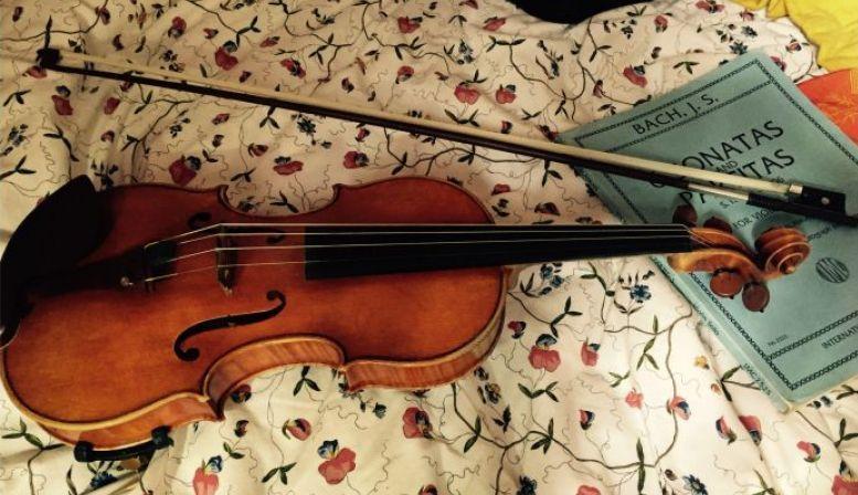 Propose cours de violon