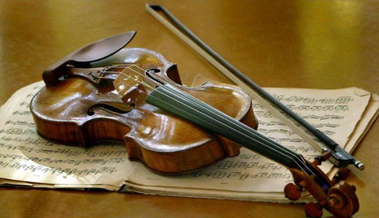 Propose cours particuliers de violon
