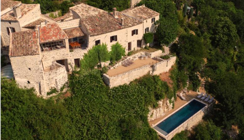 Loue propriété charme Drôme Provençale piscine 7ch 14couchages