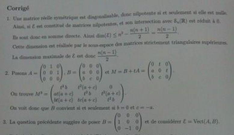Normalien propose cours de maths/physique pour lycéens et prépas