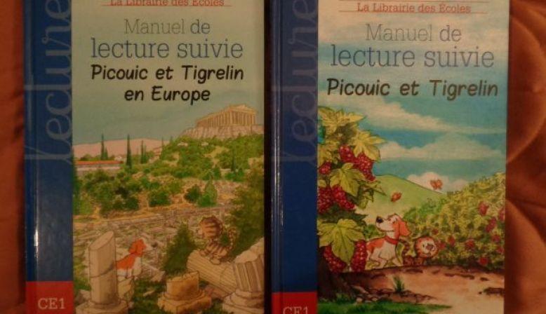 Les aventures de Picouic et Tigrelin tome 1et 2