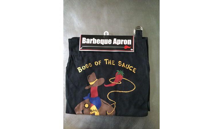 Vends tabliers de barbecue, homme taille unique L