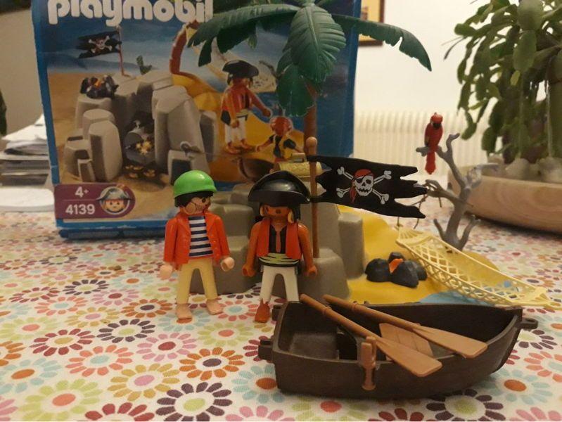 Pirates Playmobil