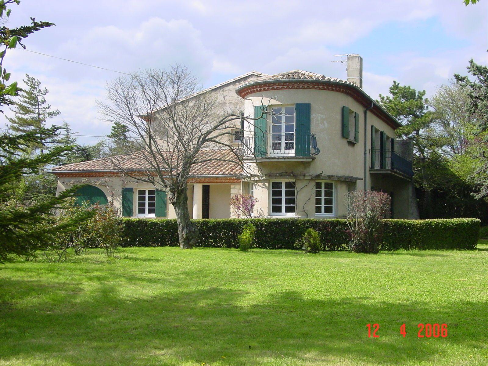 Loue maison à Bonlieu sur Roubion (26) 10couchages
