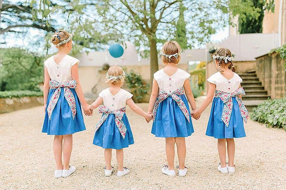 Couture : réalisation de vos Tenues de Cortège de Mariage