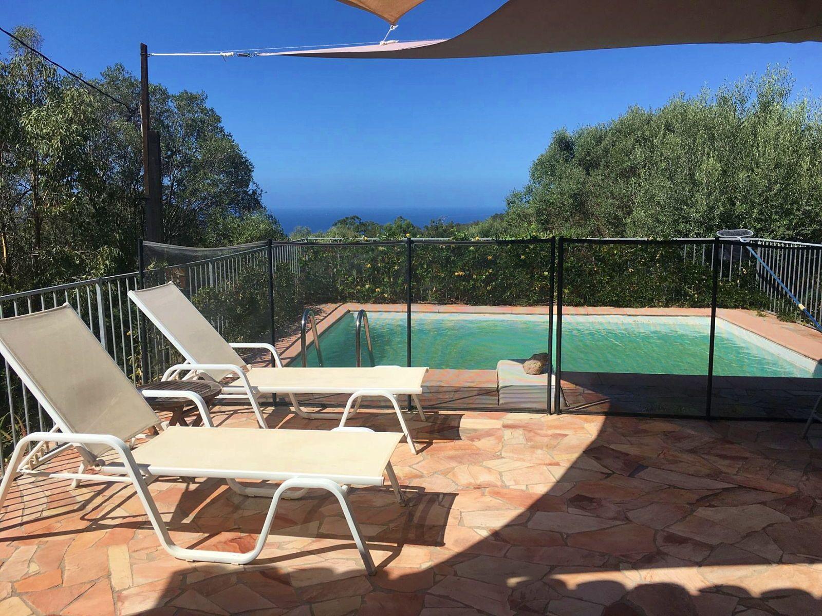 Loue maison à Olmeto (Corse du Sud) 8couchages, proche plages