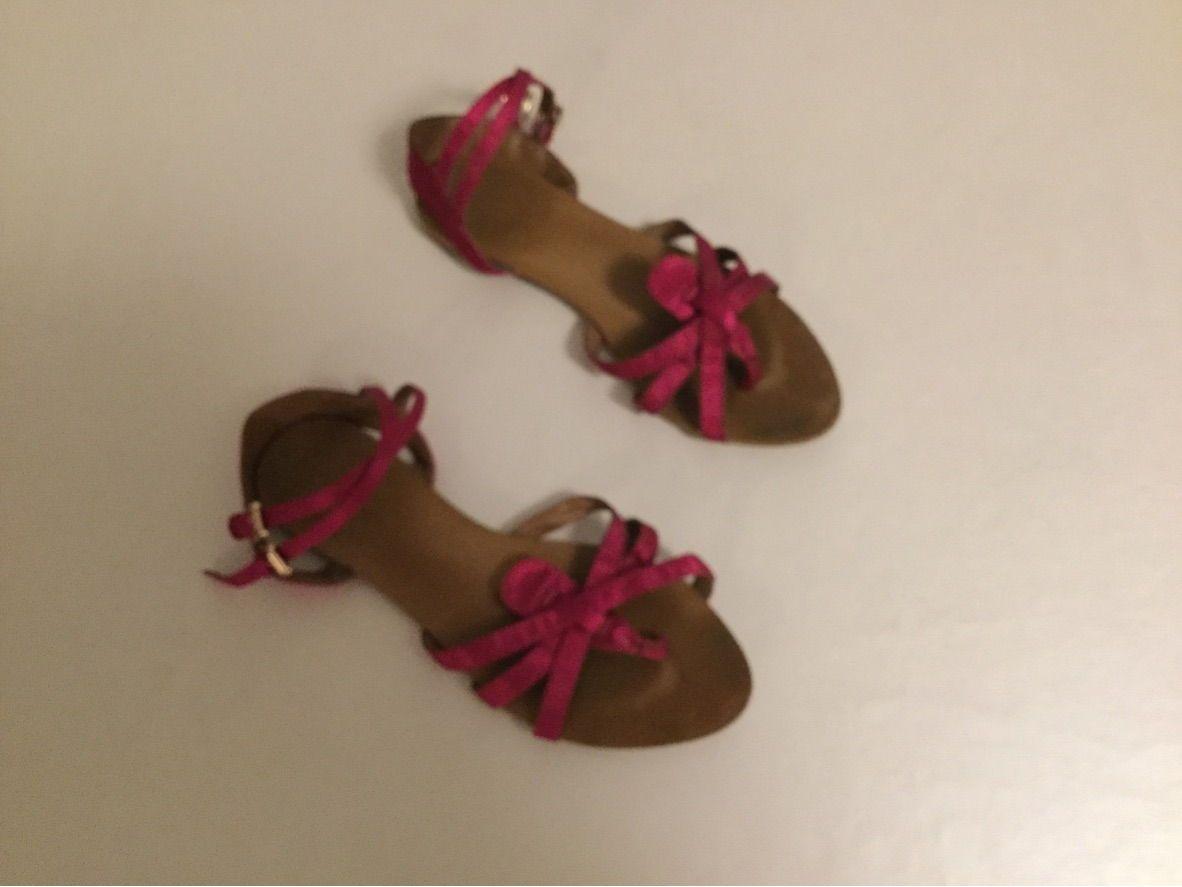 Nu-pieds Zara pointure 38