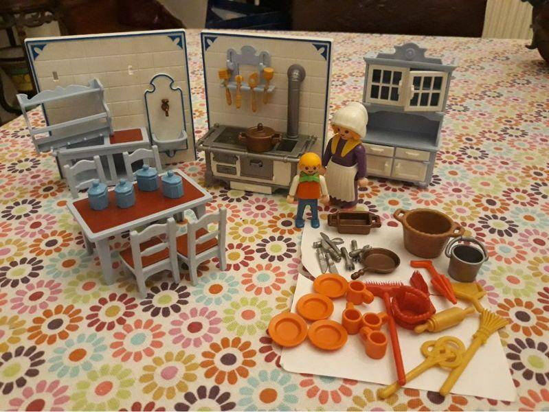Vends Cuisine Playmobil