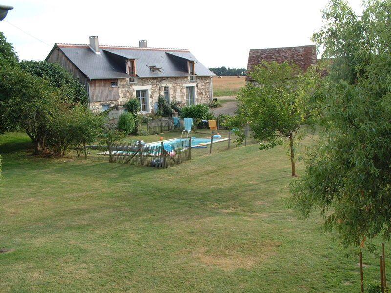 Loue maison de campagne entièrement restaurée, 8couchages, Coussay-les-Bois (86)
