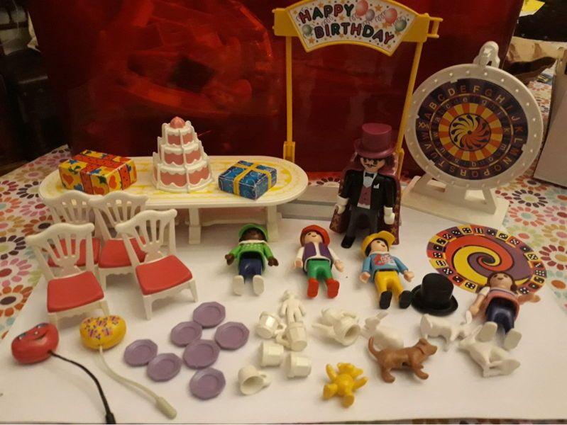 Happy birthday Playmobil