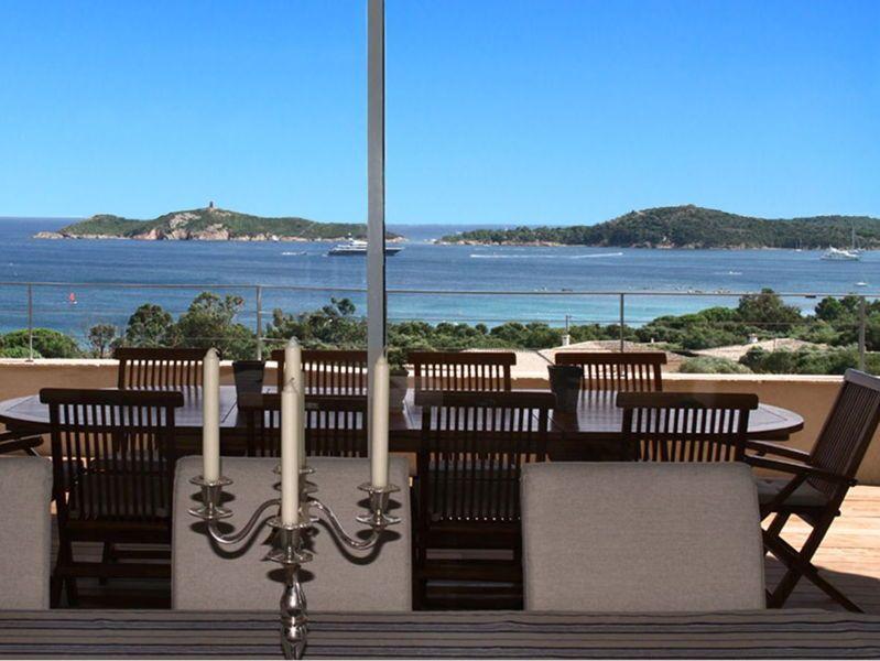 Villa de standing - Pinarello - 12couchages - belle vue - 3' des plages