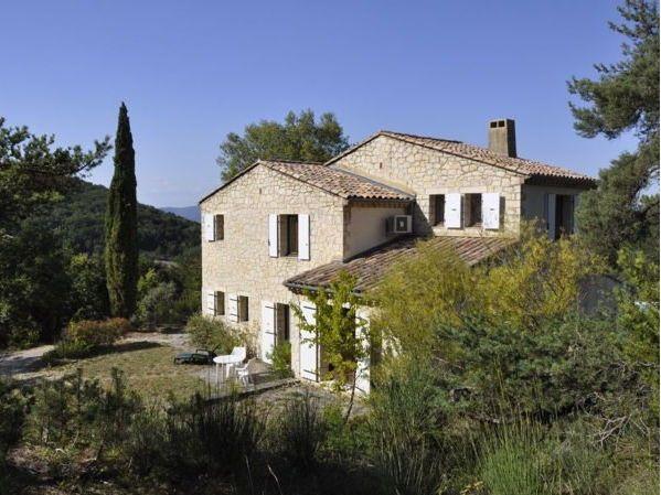 Loue maison (Drôme provençale) avec piscine, 8couchages