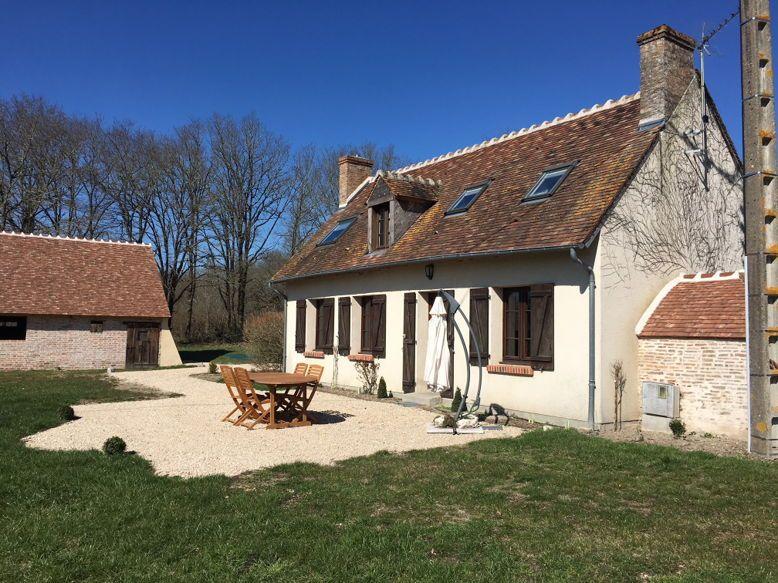 Location maison de campagne - gîte - Neung/Beuvron (41) - Sologne - 5personnes