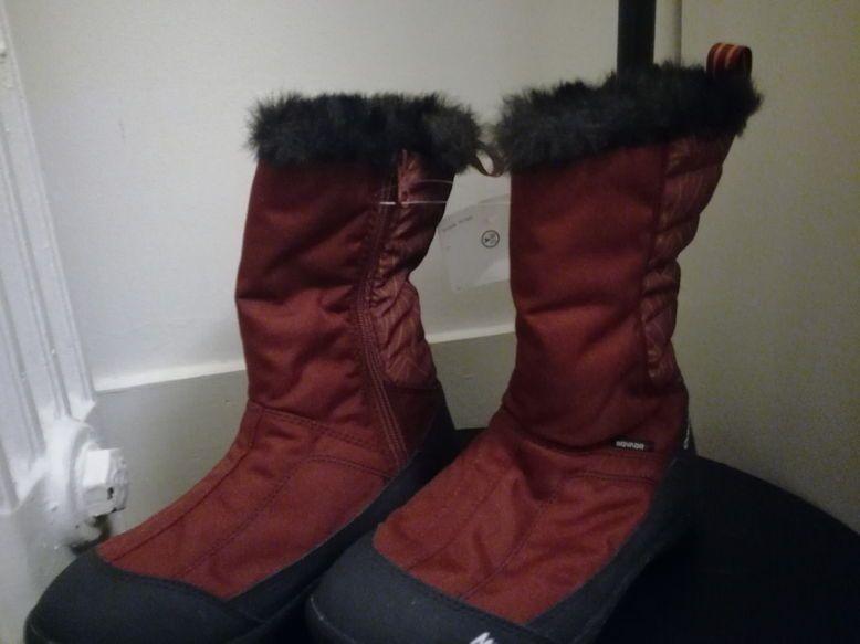 Vends chaussures de ski neuves taille 35