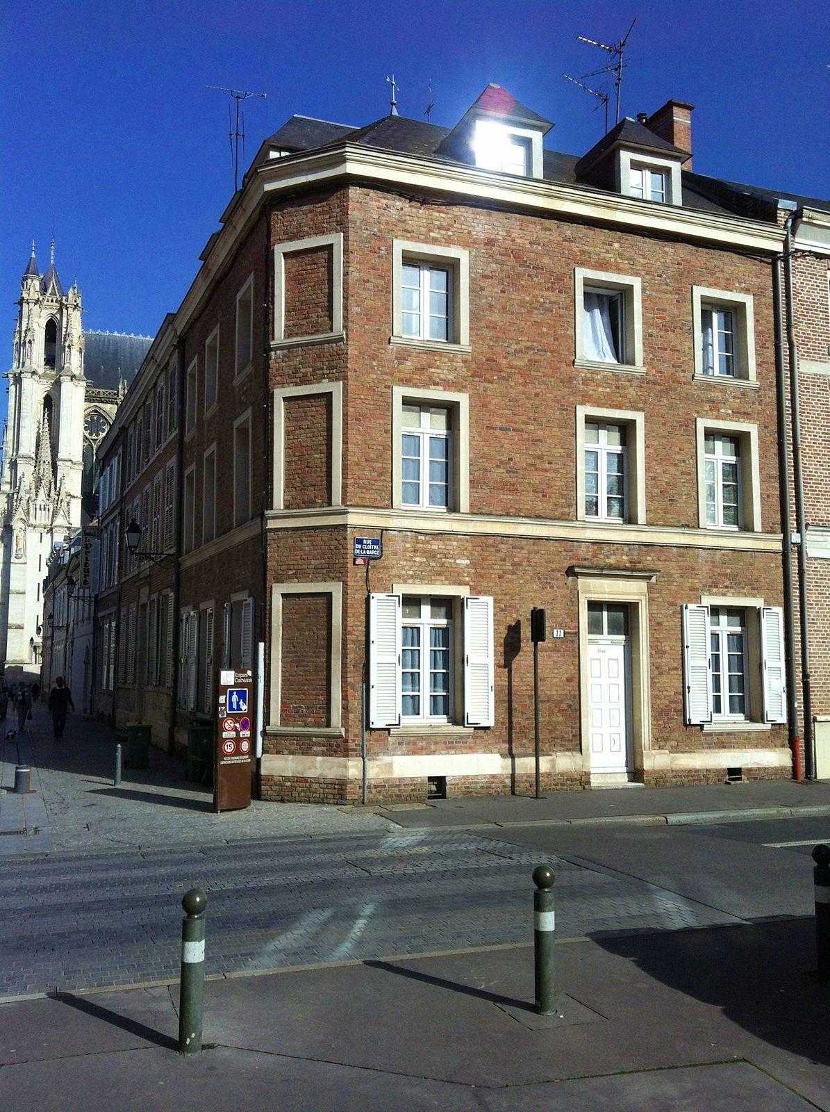 Loue appartement F2, 28m² - Amiens Cathédrale Hyper centre