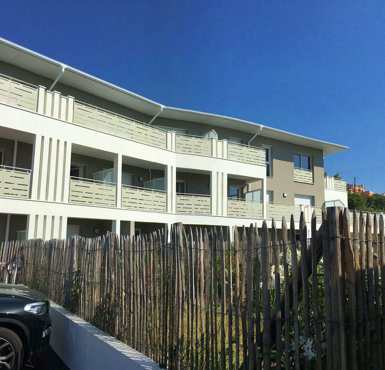 Loue appartement T2à Anglet (64) bord océan et plage 4couchages