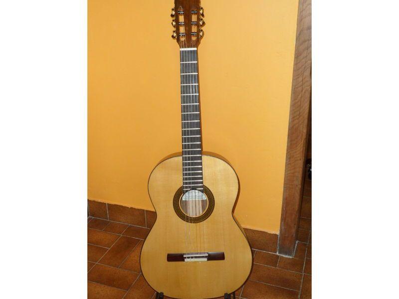 Guitare Classique Joël LAPLANE