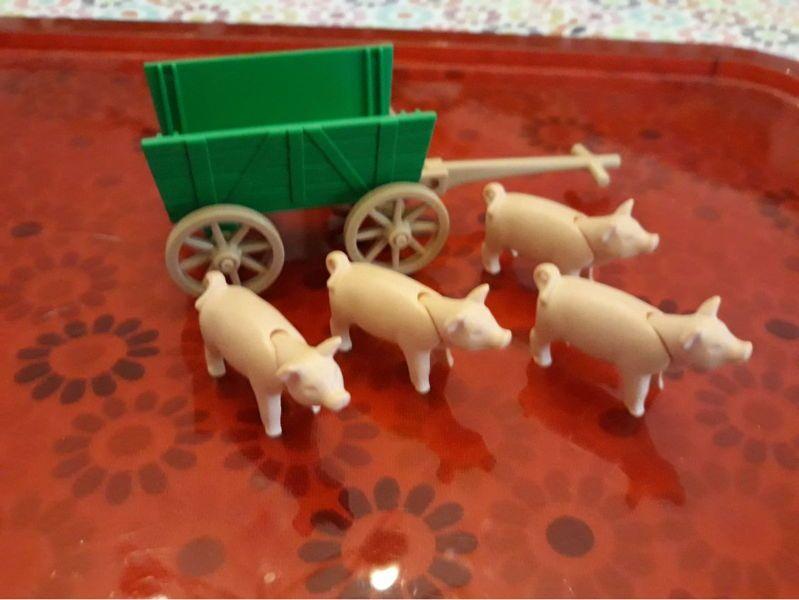 Cochons playmobil