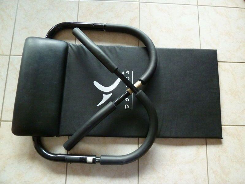 Vends tapis de gymnastique