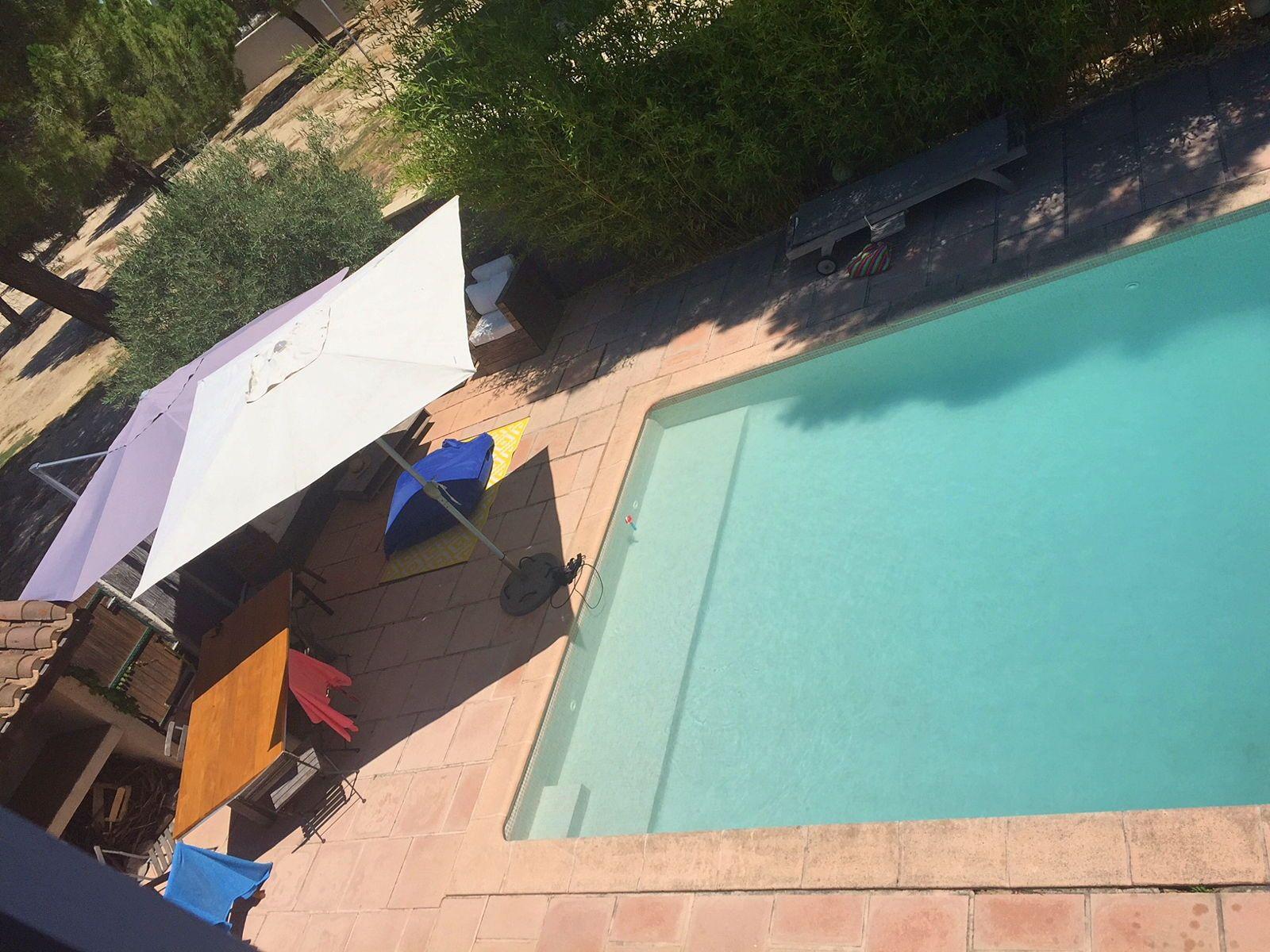 Loue villa à Baillargues (34) avec piscine 6-9couchages 15min plage