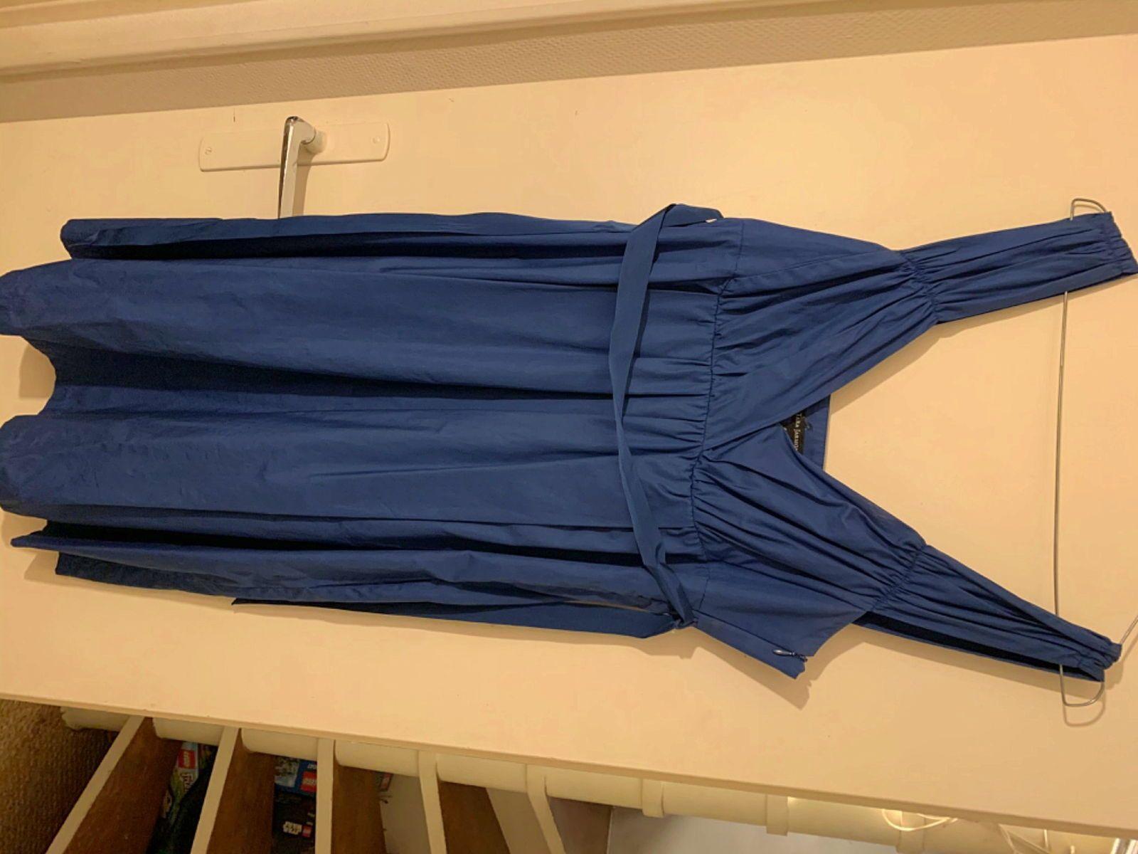 Robe bleue TaraJarmon - Taille L