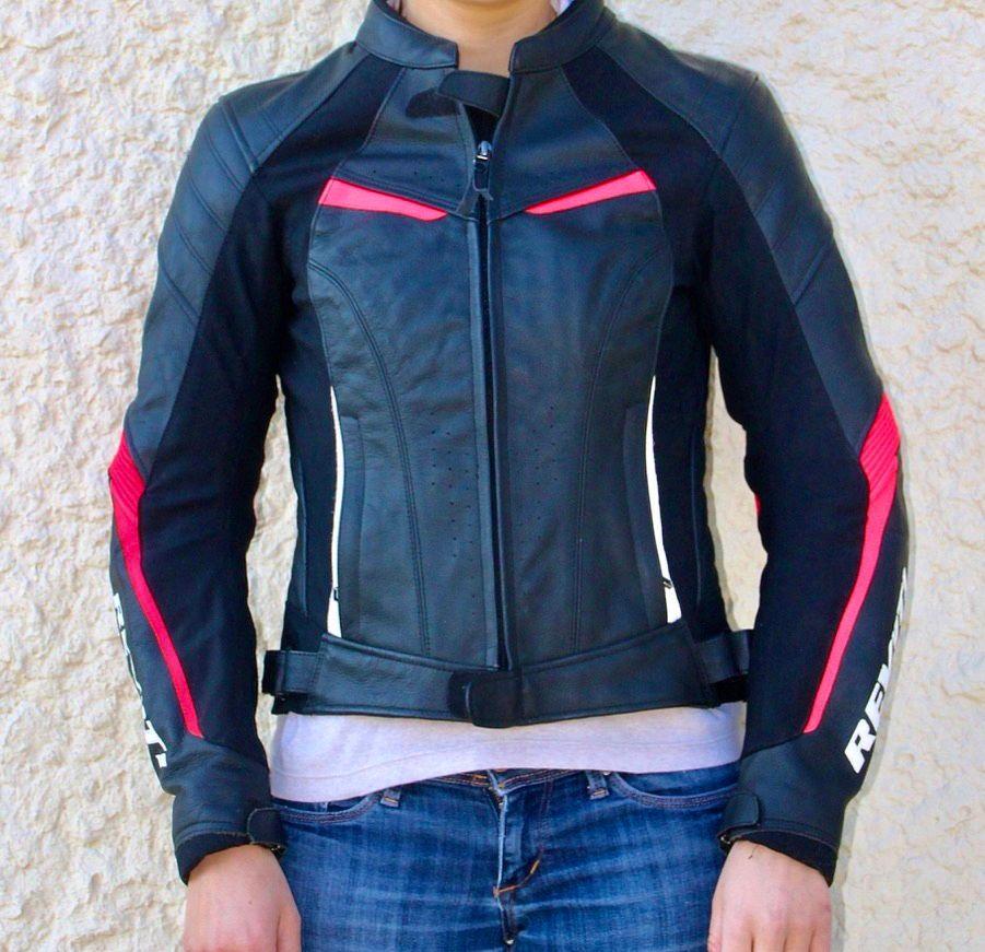 Blouson de moto- femme -taille 36