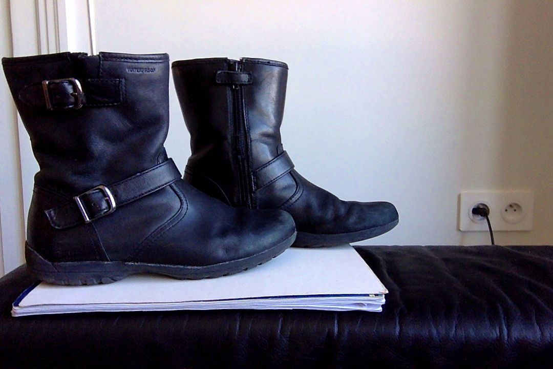 Bottes fille GEOX 35