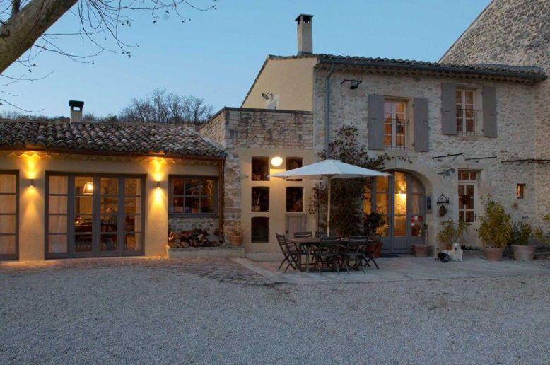 Loue Moulin en Drôme Provencale, 18couchages - Grignan