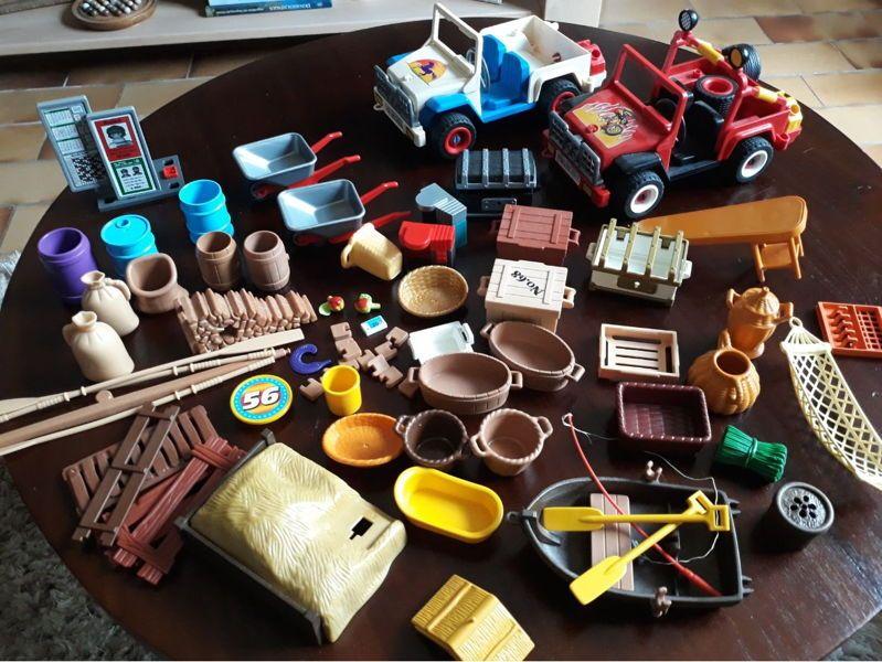 Lot divers Playmobil