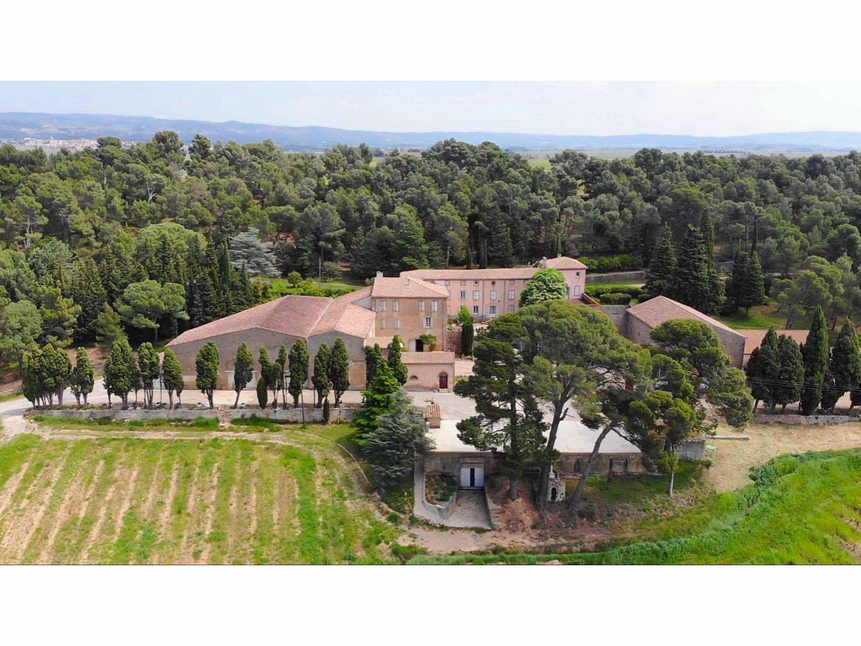Loue Château au cœur du Minervois, 16couchages