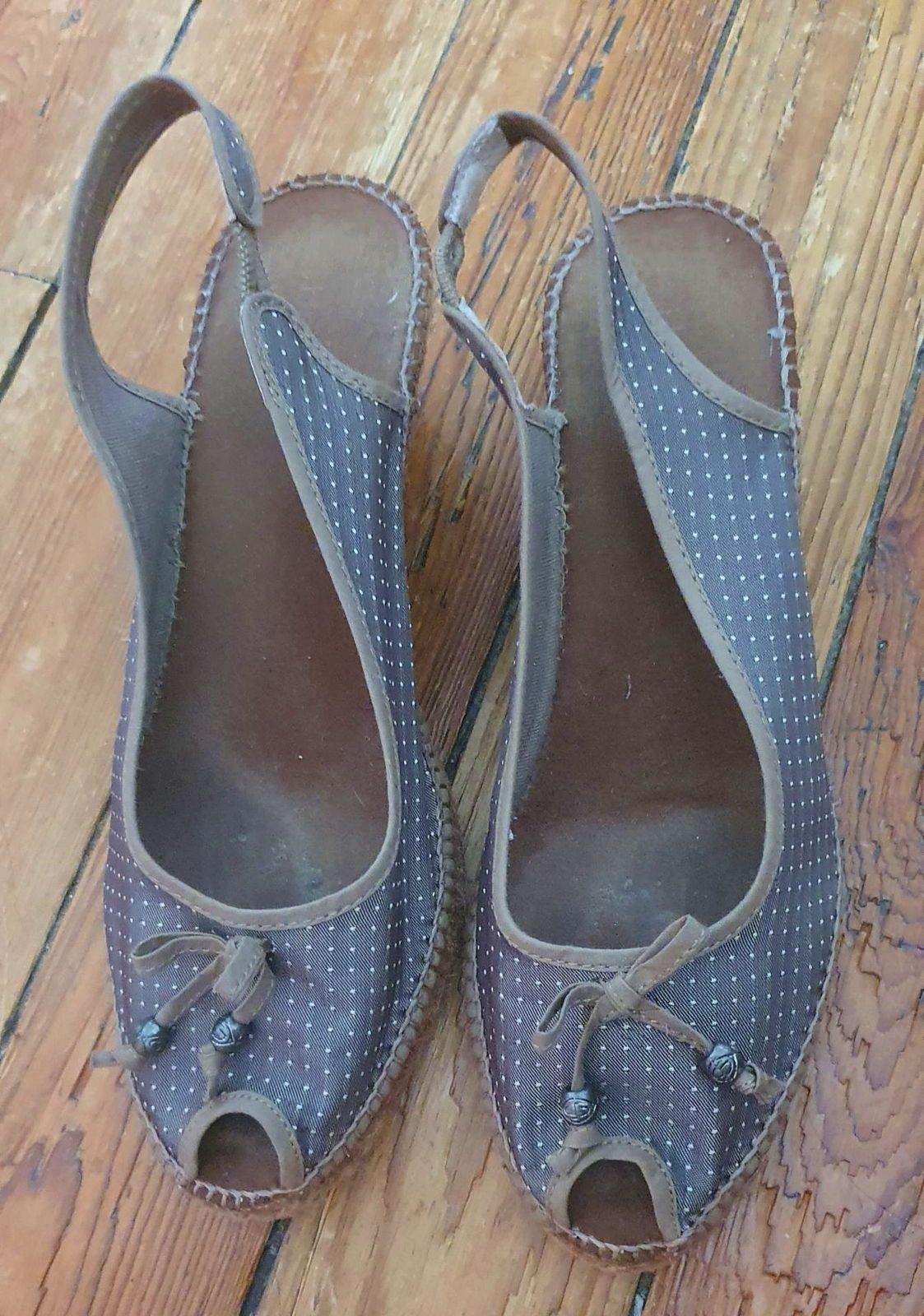 Chaussure compensée heyraud 41