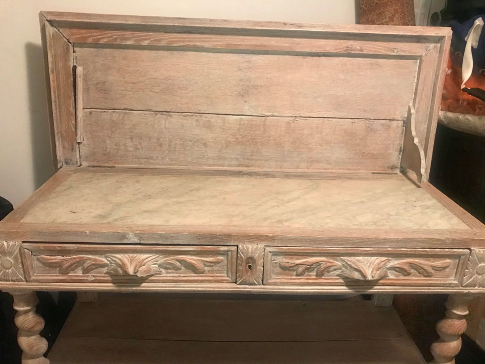 Console ancienne