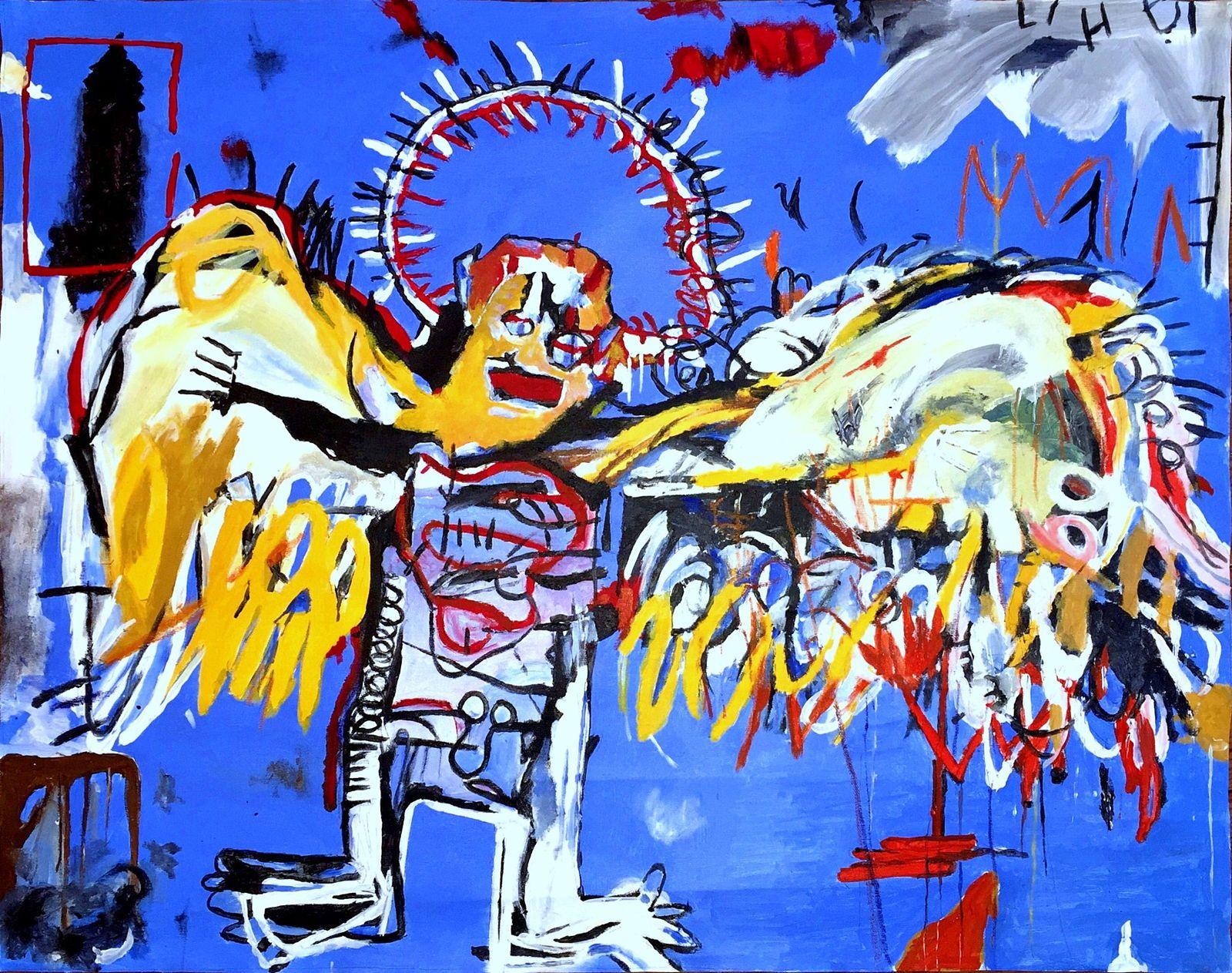 Copies fidèles de Basquiat