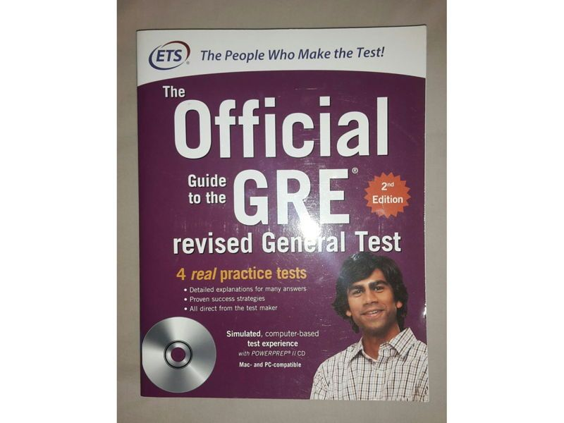 Vends Official Guide to the GRE