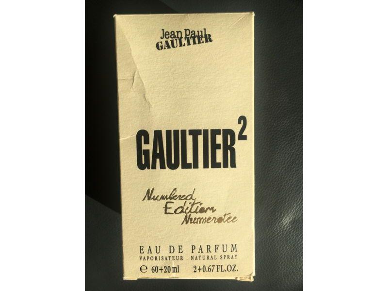 Eau de parfum Gautier 2édition limitée