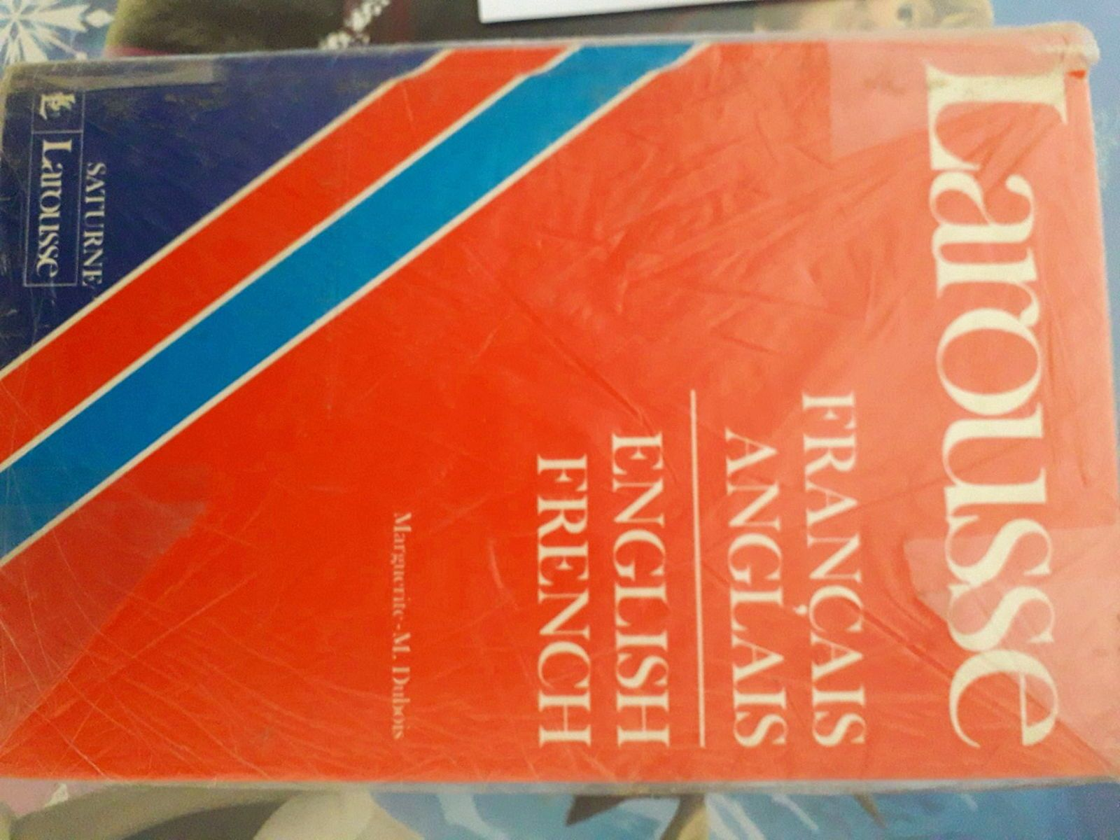 Vends dictionnaire Francais/Anglais