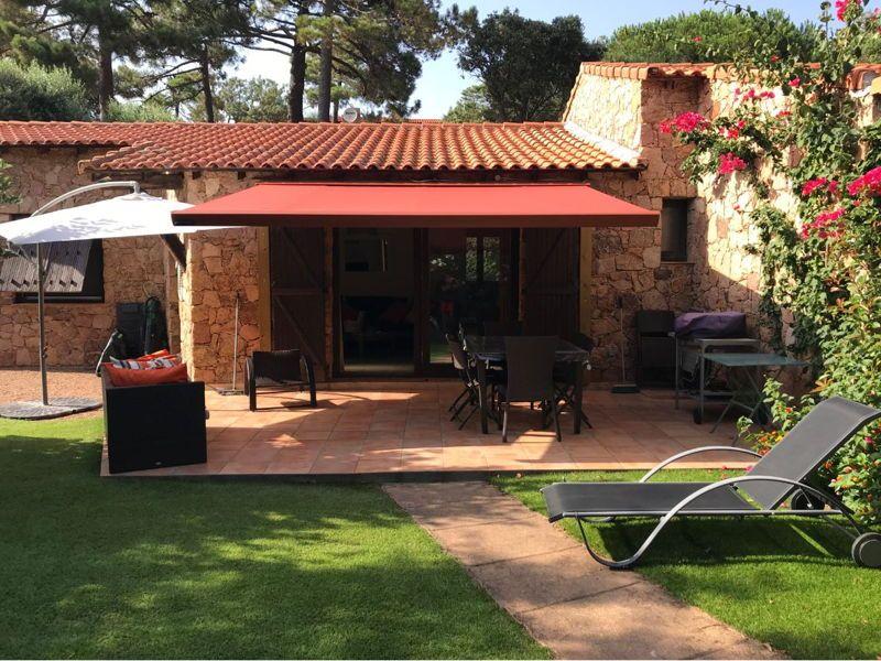 """Loue maison - 4/5couchages, 2chambres, """"Sud Corse"""" Lecci à 80m de la plage"""