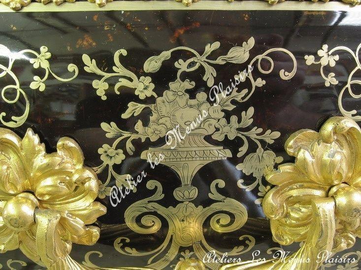 Propose restauration de mobilier du XVII au XXème siècle