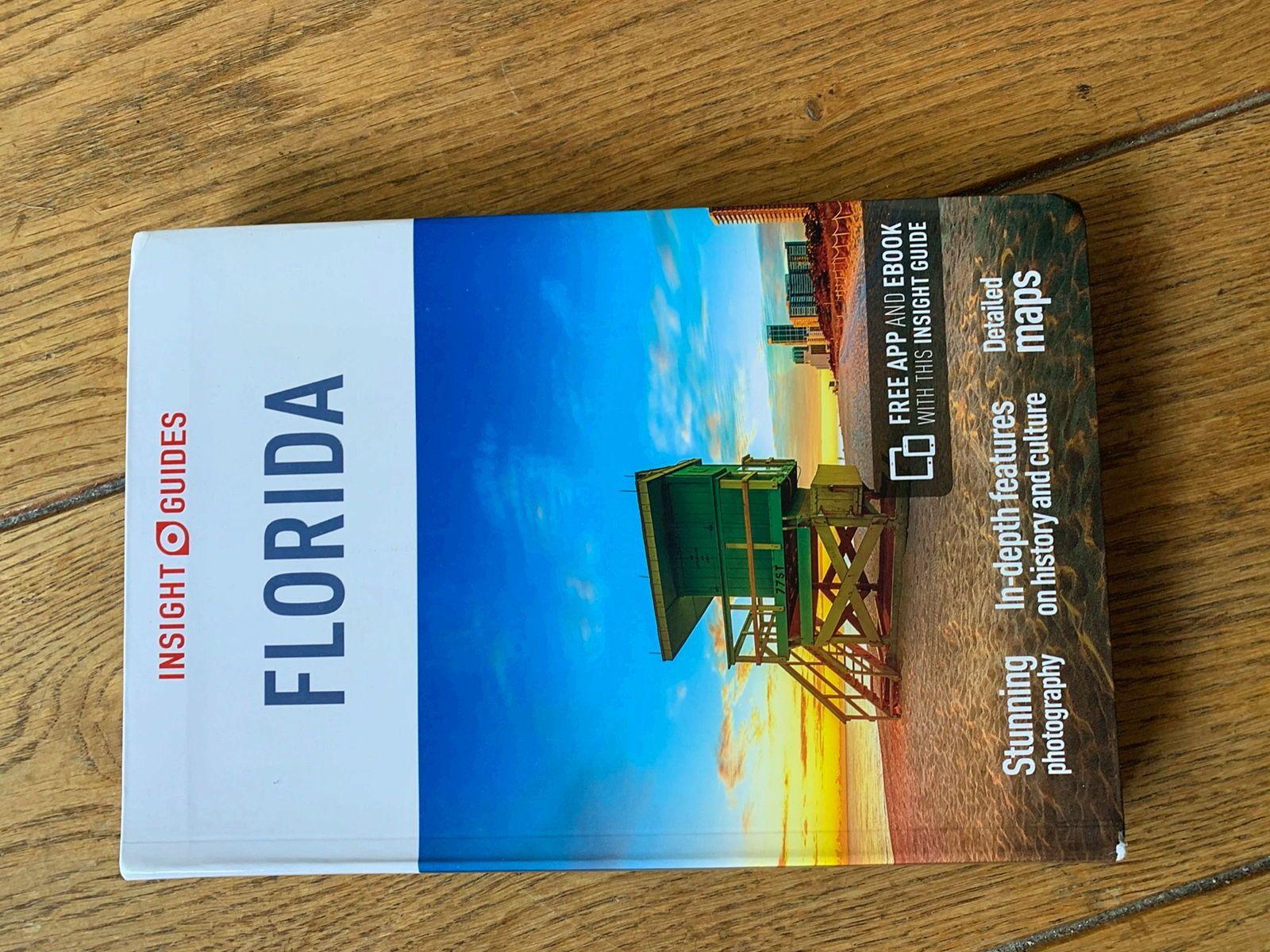 Guide anglais sur la Floride