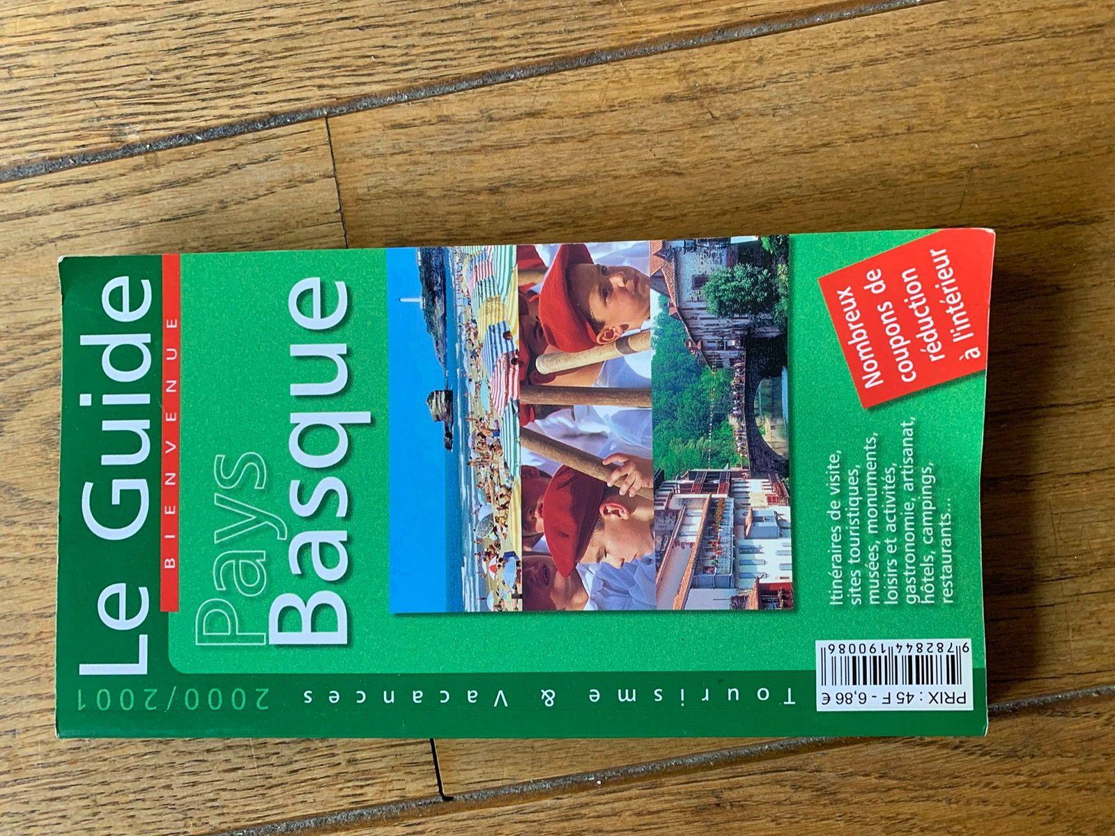 Guide sur le Pays Basque