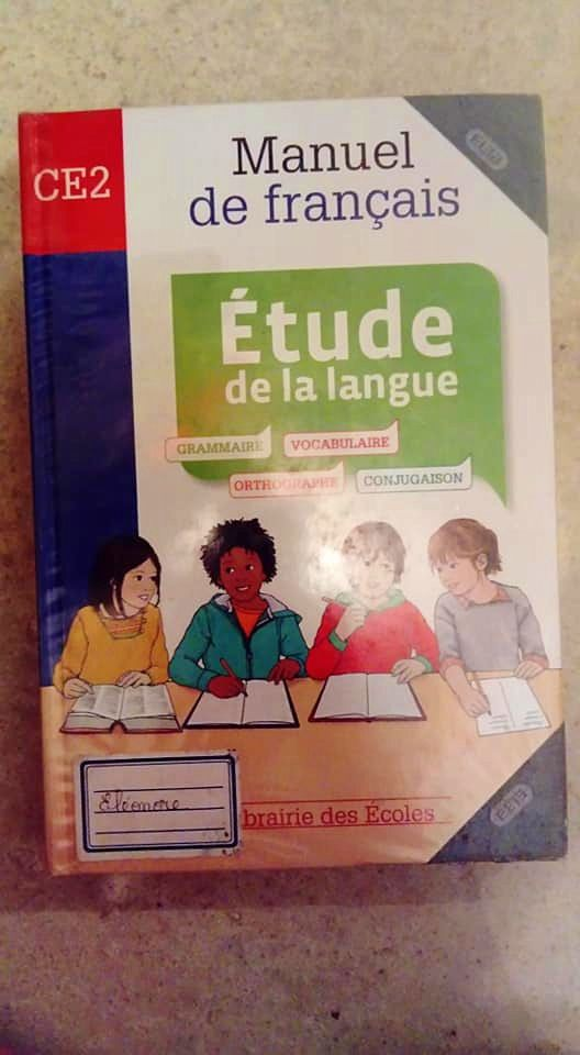 Vends livres scolaires Librairie des écoles