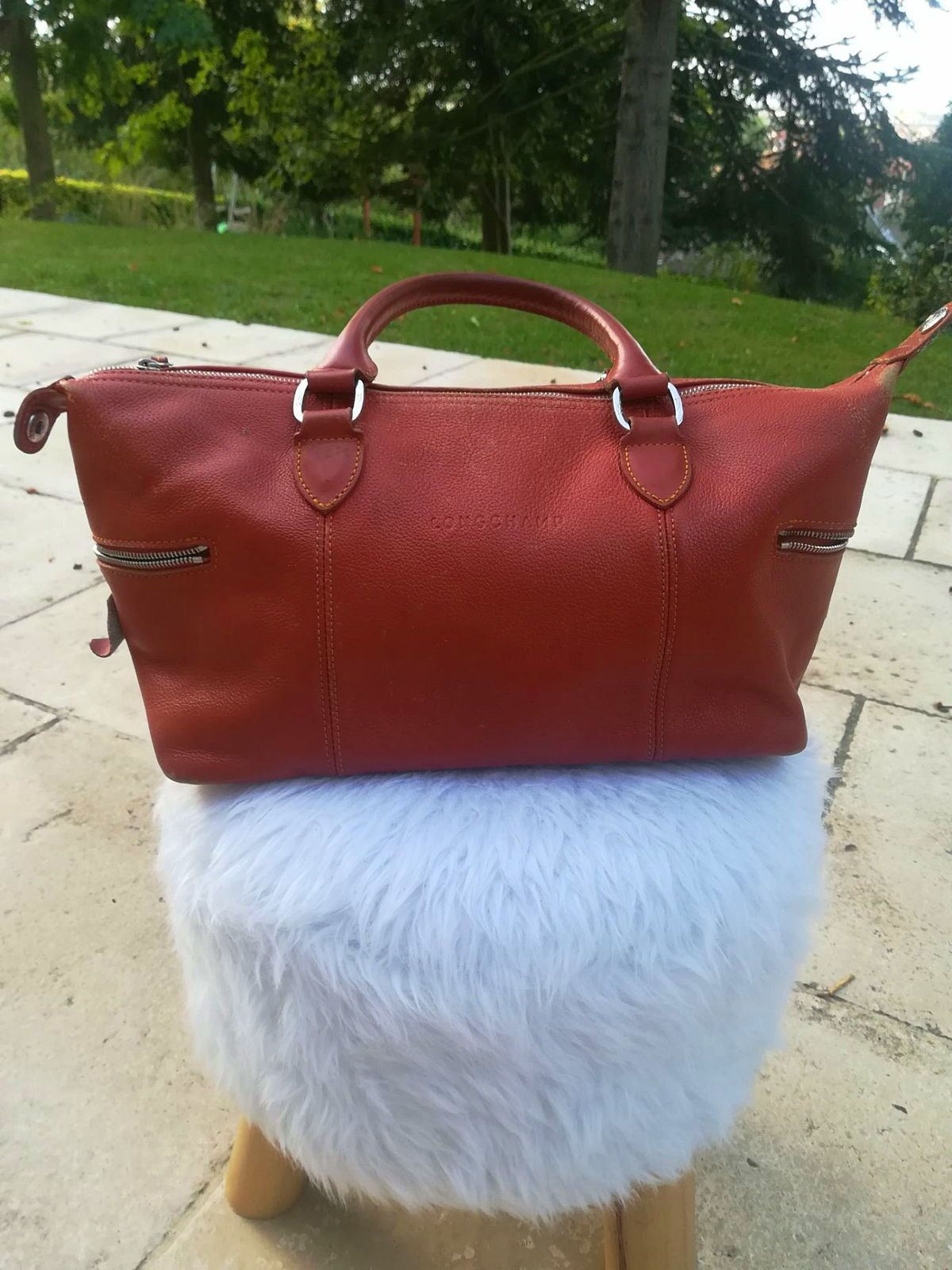 Vends sac à main Longchamp