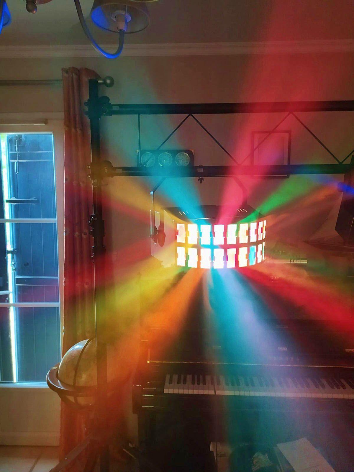 Lumière American DJ Aggressor