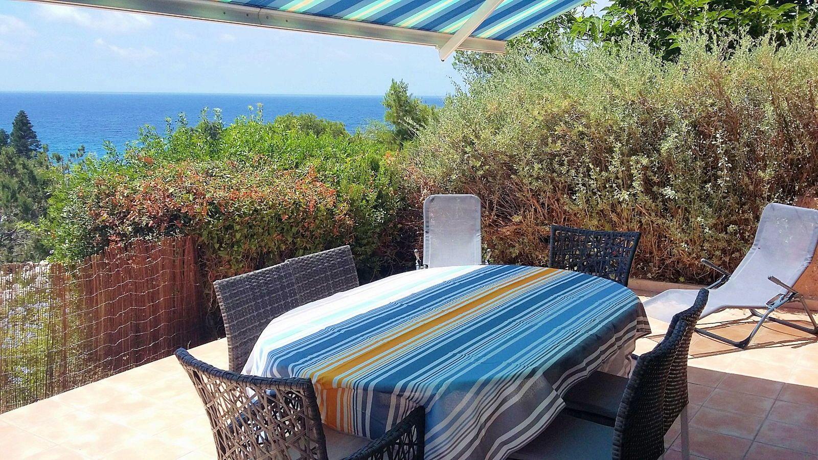 Loue maison de charme à Sagone, Corse du Sud - 6couchages