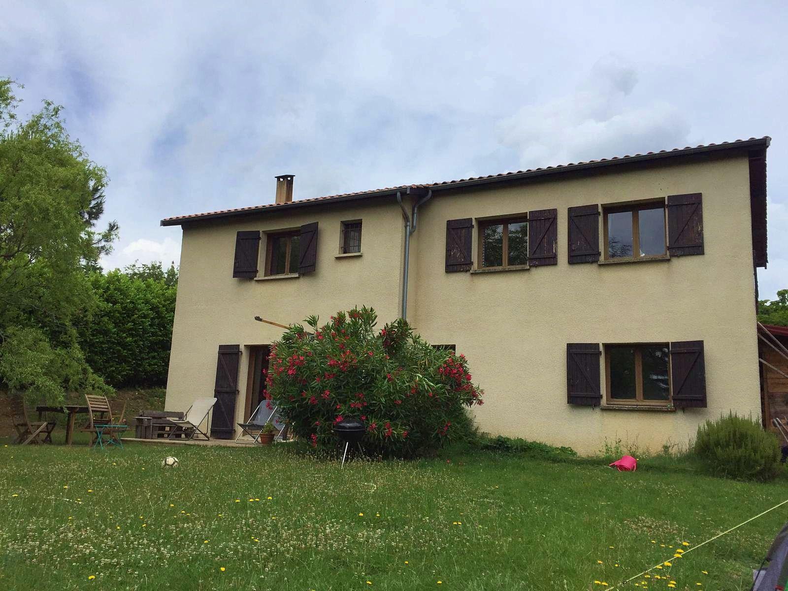 Loue maison F76ch, garage, 1500m² terrain, Lyon, Vienne