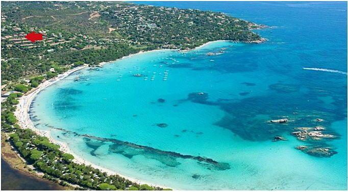 Loue maison à Marina di Santa Giulia Corse proche plage 6couchages