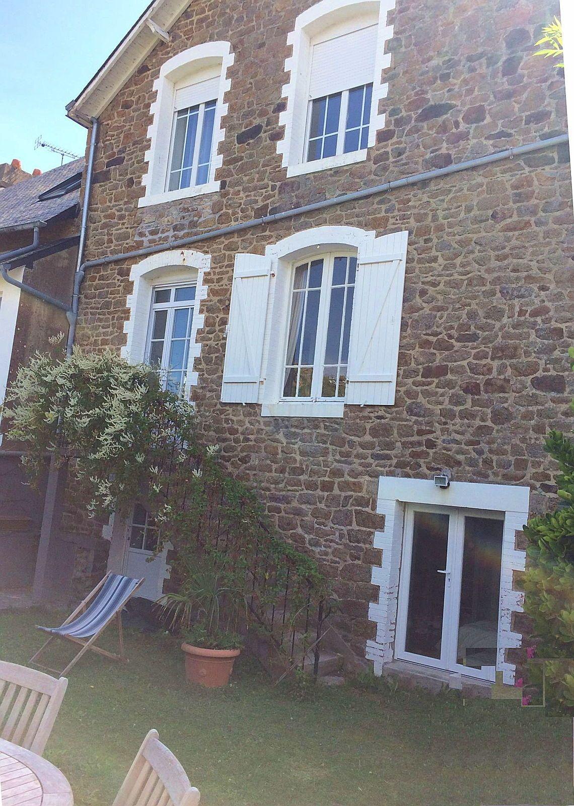 Loue maison à St Malo proche plage 6couchages