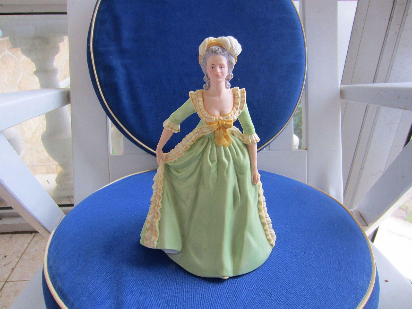 Marie Antoinette, en porcelaine